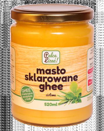 Masło-sklarowane-Ghee-ziolowe-520-ml