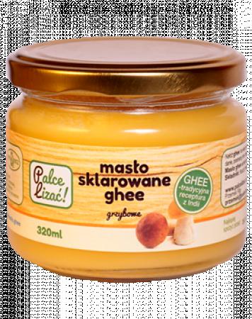 Masło-sklarowane-Ghee-grzybowe-320-ml